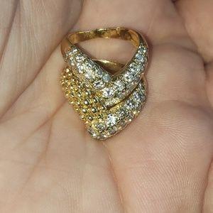 Vintage Van Cleef and Arpels Diamond Rings 6